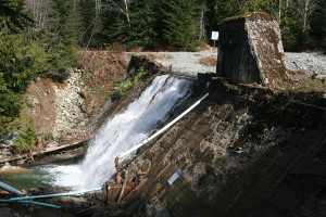 Tunnel Dam -Scheduled for decommission