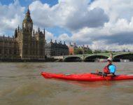 Thames River, London, UK